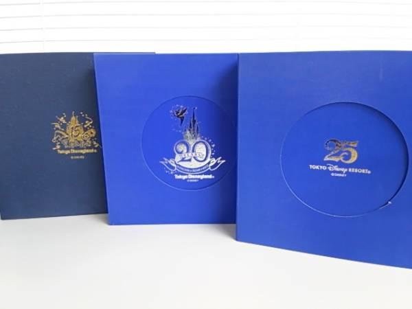 ディズニー(TDR)の周年記念プレート/絵皿