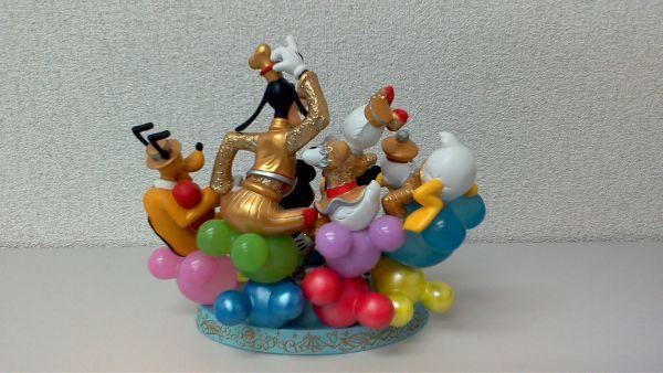 ディズニー TDR30周年 フィギュア 置物 -2