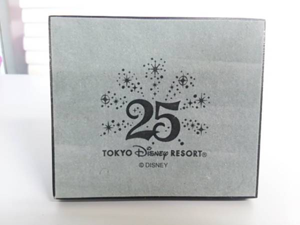 TDR25周年記念シンデレラ城フィギュア・東京ディズニーランド-2
