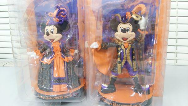ディズニー フィギュアリン ミッキー&ミニー 2010 ハロウィン