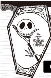 ディズニーストア「ナイトメアビフォアクリスマス」特集♪ナイトメアファン必見のアイテムが勢ぞろいです☆.。.:*・