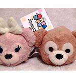 日本未発売のダッフィー&シェリーメイグッズを紹介しちゃいます☆.。.:*・ツムツムや冬物アイテムがたくさんあるので迷っちゃいます(^_^;)