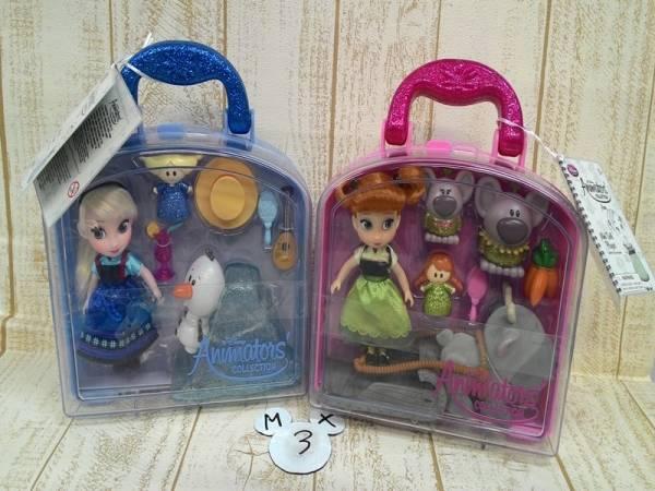 ディズニー アナと雪の女王 ミニドールプレイセット