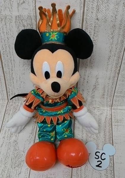 ディズニー ミッキー ぬいぐるみ ミニーオーミニー 完売レア 座高約29cm