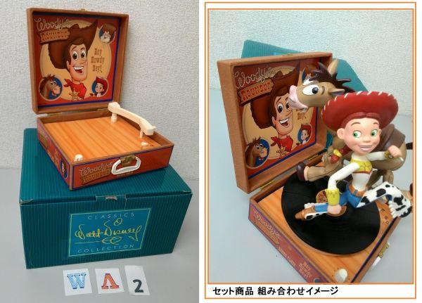 ディズニー トイストーリー WDCC 置物 レコードプレーヤー