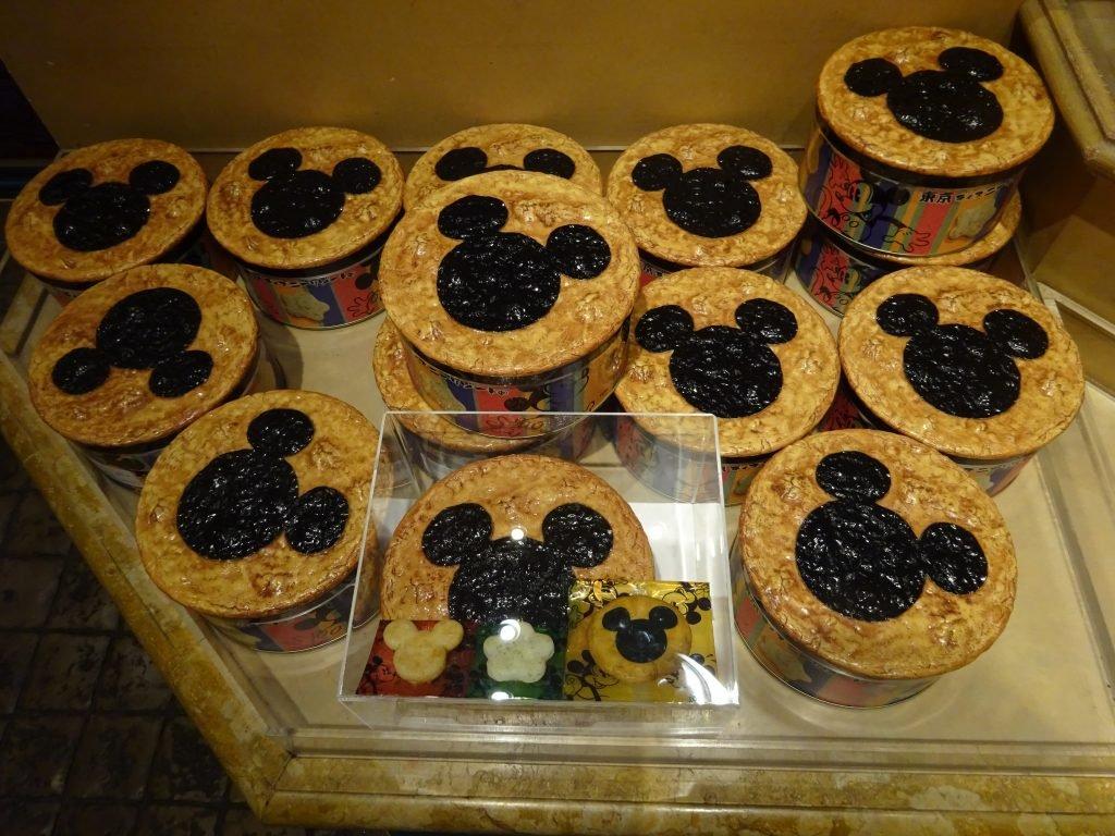 ディズニリゾート2015、ランドとシーでお土産で買いたいお菓子のご紹介。「アリエル」モチーフのお菓子もご紹介しております。