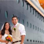 ディズニークルーズでの結婚式の様子など、海外ディズニーランド結婚式の様子などまとめ
