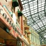 アールデコ様式なディズニーランド「センターストリート・コーヒーハウス」のランチレポート(「香草風味のチキンプレートライス付き1680円」)です。