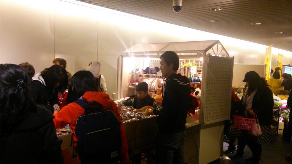 7月11日 から14日までディズニーグッズ販売会@札幌開催です。今回の場所は「チカホ 大通りBISSE横の広場」です♪