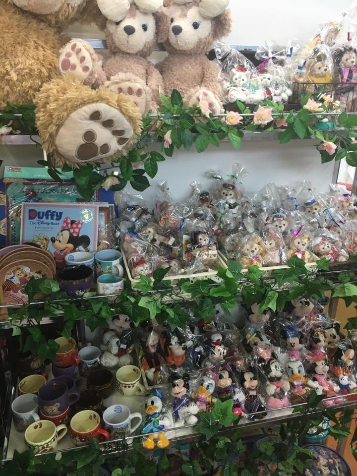 大阪ディズニーグッズ販売会@日本橋・黒門市場の土日セールのお知らせです♪本日土曜日は2時から、明日の日曜日は1時からセール行います!