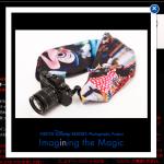 大人気の実写グッズシリーズ「Imagining the Magic」の新グッズが9月23日発売!カメラスリング、トート、2wayストラップが登場です♪