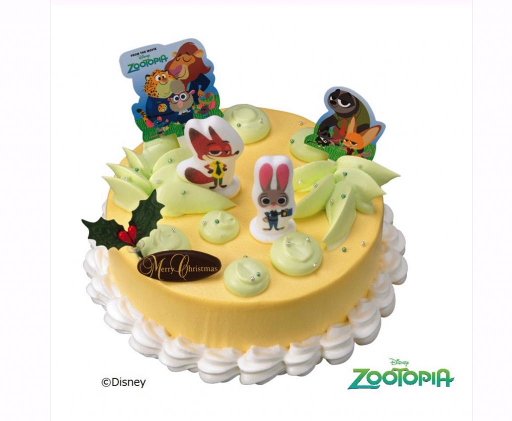 サーティワンに可愛いディズニークリスマスアイスケーキが登場!早期