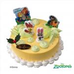 サーティワンに可愛いディズニークリスマスアイスケーキが登場!早期予約でお買い物券&カレンダーがもらえます♪今年はツムツム&ズートピアデザイン!11月1日販売開始!