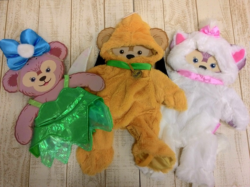 大阪ディズニーグッズ販売会@天5の明日10日のセールのお知らせ&入荷商品(海外ダッフィーコス)&期間延長のお知らせ♪