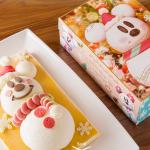 クリスマス限定!10月20日予約開始のお家で楽しめる本格スノースノーアイスケーキ&11月1日発売のオリジナルスノースノーを作れる「メイク・イット・マイン」をご紹介♪