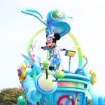 TDLディズニー・イースター2017「うさたま大脱走!」スタッフインパレポ♪ヘンテコ楽しいパレードにはニック&ジュディも登場!動画追加♪