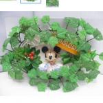 ディズニーキャラクターと一緒に室内家庭菜園!トマトやいちごが育てられる「世界で一番小さな畑」シリーズが2017年9月発売です♪