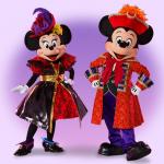 東京ディズニーシー「ディズニー・ハロウィーン」のショー・スペシャルプログラムをご紹介!イケメン・美女ぞろいのヴィランズの手下が今年も登場!