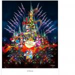 クリスマス期間中、TDLのアトモスフィアやエレクトリカルパレードがクリスマスバージョンに変身!スノースノーにはチップ&デールが新登場♪