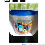 毎年恒例「ジップロックイージージッパー」「スクリューロック」ディズニーハロウィーンバージョンが9月1日発売!WEB限定アリスデザインも発売中♪