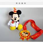 ミッキー&ミニーのお誕生日を祝うグッズがTDRに登場!表情豊かなストラップや、ビッグサイズの実写タオルなども登場♪11月1日発売!