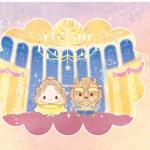 美女と野獣のウフフィ(ufufy)が10月13日よりディズニーストアに登場!ゆるかわいいデフォルメがたまりません♪