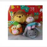 クリスマスギフトはディズニーストアで!オンライン店でギフト・おもちゃセール開催中♪ミッキーの名入れぬいぐるみにはクリスマス限定メッセージも!