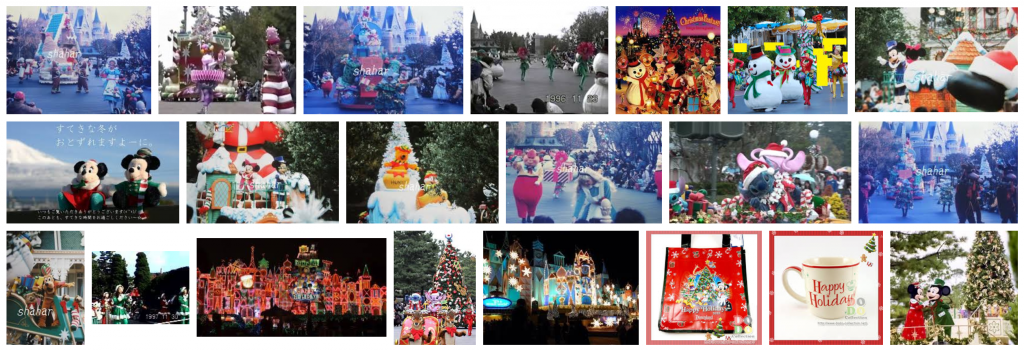 1996年以降のTDLクリスマスショーパレまとめ!カーニバル、フォー・ユーなど♪