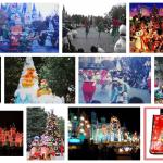 1996年から1997年のクリスマスパレード【ハッピーホリデークリスマス】動画・グッズ・解説などのまとめ。おもちゃ箱をひっくり返したような可愛いパレード!
