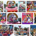 2005年に開催されたイベント【ディズニー・ロック・アラウンド・ザ・マウス】動画・グッズ・解説などのまとめ。アナハイムの開園50周年記念で開催されました!