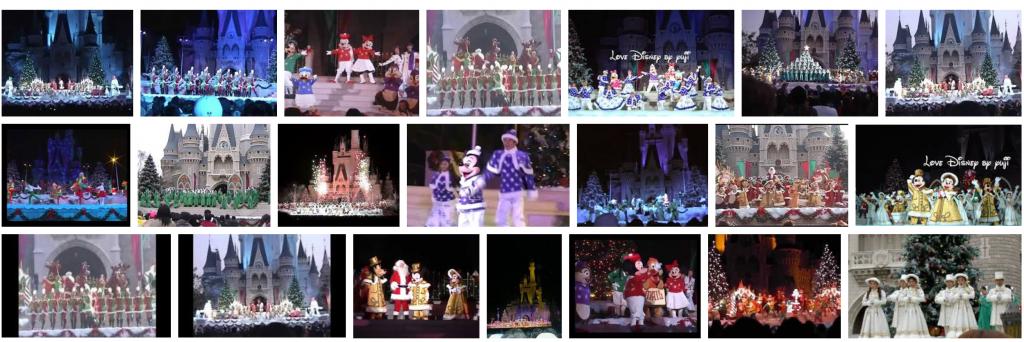 2001年から2002年に開催されたクリスマスショー【クリスマス・フォー・ユー】動画・グッズ・解説などのまとめ。未だに人気の高いショーです!