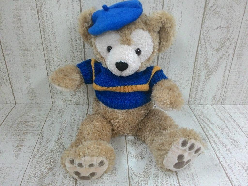 2005青セーター・ディズニーベア・ダッフィー