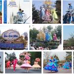 東京ディズニーランド20周年記念パレード【ディズニー・ドリームス・オン・パレード】動画・グッズ・解説などのまとめ。デイパレード最多の18のフロートが登場!