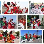 2012年から2014年のTDSクリスマスショー【ホリデーグリーティング・フロム・セブンポート】動画・グッズ・解説などのまとめ。各テーマポートのクリスマス♪