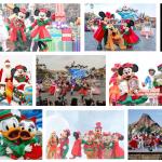 2015年から2017年までのTDSクリスマスメインショー【パーフェクト・クリスマス】動画・グッズ・解説などのまとめ。ダッフィーたちも登場する人気ショー!
