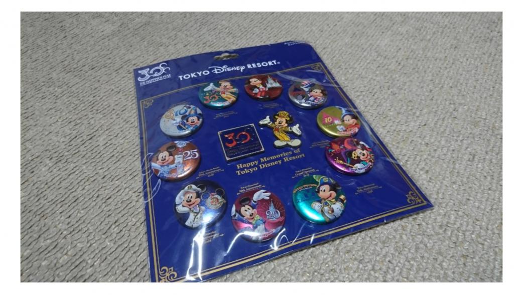 """35年間の歴代グッズデザインなど懐かしい雰囲気の「東京ディズニーリゾート35周年 """"Happiest Celebration!""""」グッズをご紹介!4月10日発売です♪"""