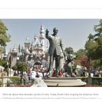Googleストリートビューでフロリダの「ウォルト・ディズニー・ワールド」、カリフォルニアの「ディズニーランド」が見られるように♪おうちで海外パーク気分が味わえます!