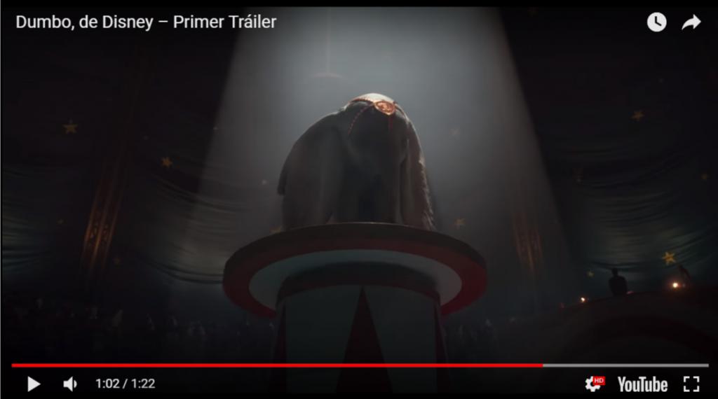 実写版「ダンボ」のUS版ティザートレーラーが解禁!ティム・バートン監督らしい映像に仕上がっています♪2019年3月29日全米公開予定!
