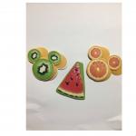 東京ディズニーリゾートに、プリンセスモチーフのヘアゴムと、リアルなフルーツ&キャンディモチーフのピアスが登場!7月1日発売♪