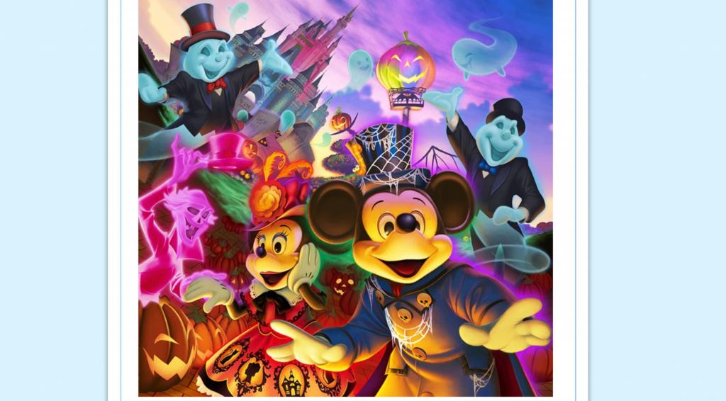 """今年の「ディズニー・ハロウィーン」は9月11日から10月31日まで開催!東京ディズニーランドには新パレード「スプーキー""""Boo!""""パレード」が登場♪"""