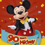 ミッキーのスクリーンデビュー90周年を記念したグッズが東京ディズニーリゾートに登場!今年限定の激レアアイテム♪10月18日発売!