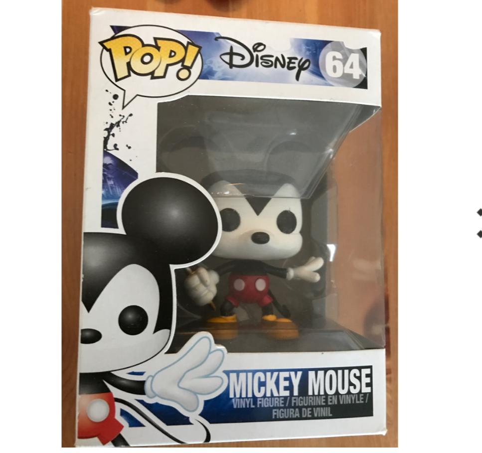 ミッキーのスクリーンデビュー90周年を記念して、ファンコ社のフィギュア「POP!」からミッキーシリーズが登場♪名作映画がモチーフです!