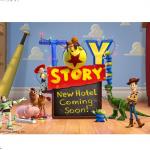 東京ディズニーリゾートに「トイ・ストーリー」がテーマの新ディズニーホテルの建設が決定!おもちゃになった気分が味わえます!2021年度開業予定です♪