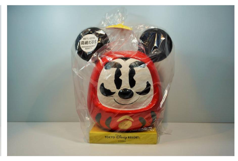 ディズニーストアに和風なお正月グッズ「Disney Stowa」が登場!イノシシになったプー&フレンズや、だるまミッキー&ミニーなど♪12月4日発売!