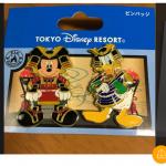 東京ディズニーリゾートの「こどもの日」グッズが2月1日発売!こいのぼりモチーフのぬいぐるみバッジや、兜をかぶったベイマックスが登場♪