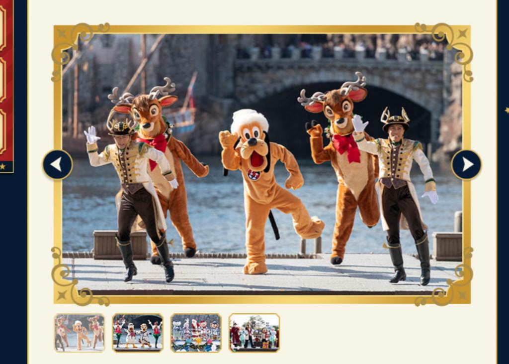 TDS「ディズニー・クリスマス2019」見どころをまとめてご紹介!昼も夜も華やか♪
