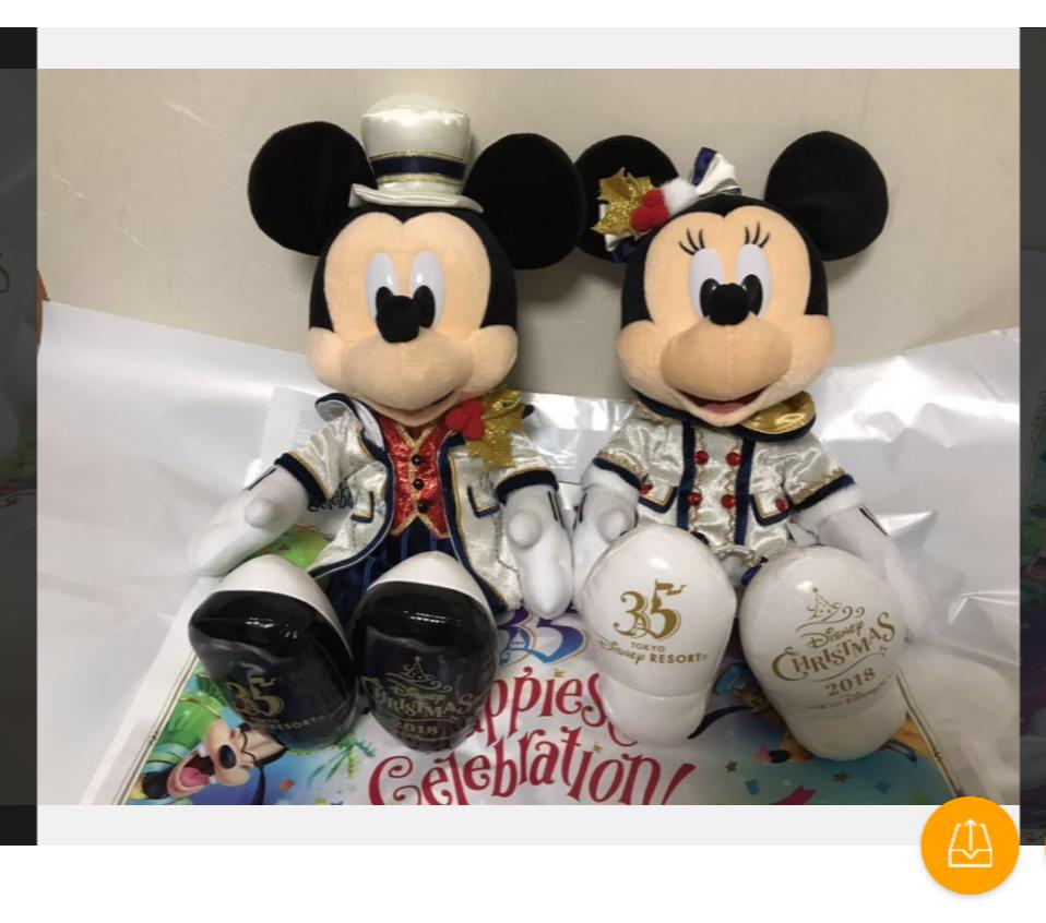 2019ディズニークリスマス限定グッズ・メニューなどの情報を総まとめ!
