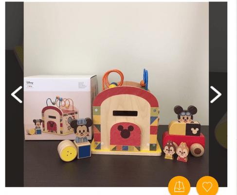 お子さまへのクリスマスプレゼントに!人気&おすすめのディズニー知育玩具を6種ご紹介♪