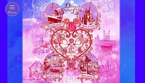 バレンタインギフトに!TDR「DISNEY SWEET LOVE」限定アソートが1月6日発売♪