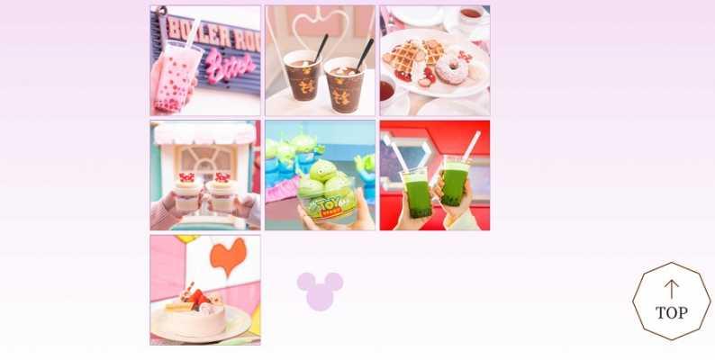 TDLの春限定メニューで映える写真が撮れちゃう♪「Sweets&Sips」第2弾をご紹介!
